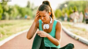 Read more about the article Exercise Headache – Location, Types and Treatment