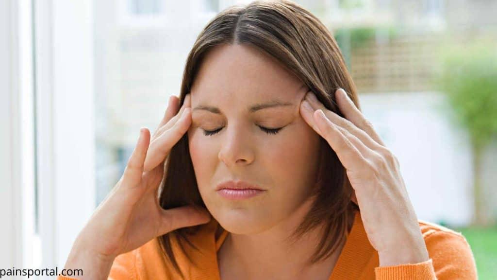 Headache in Temples